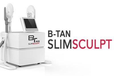 Btan-Slim-Sculpt® appareil de renforcement musculaire