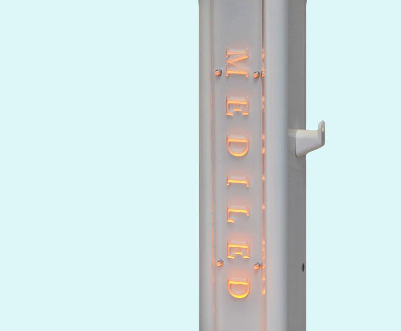 Mediled logo appareils